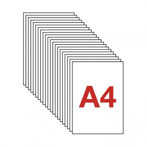 A4 Kopierpapier, Paket à 500 Blatt