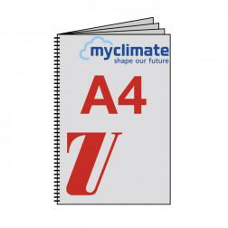 Diplomarbeit A4, klimaneutral
