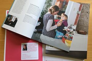 Produkte Broschüren und Kataloge